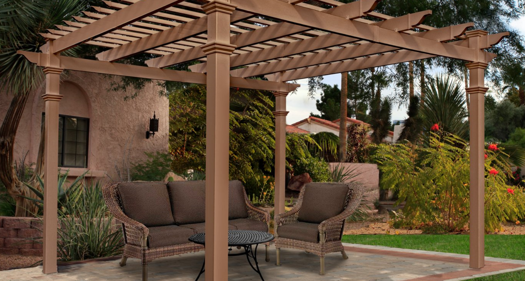 Pergola & Patio Construction